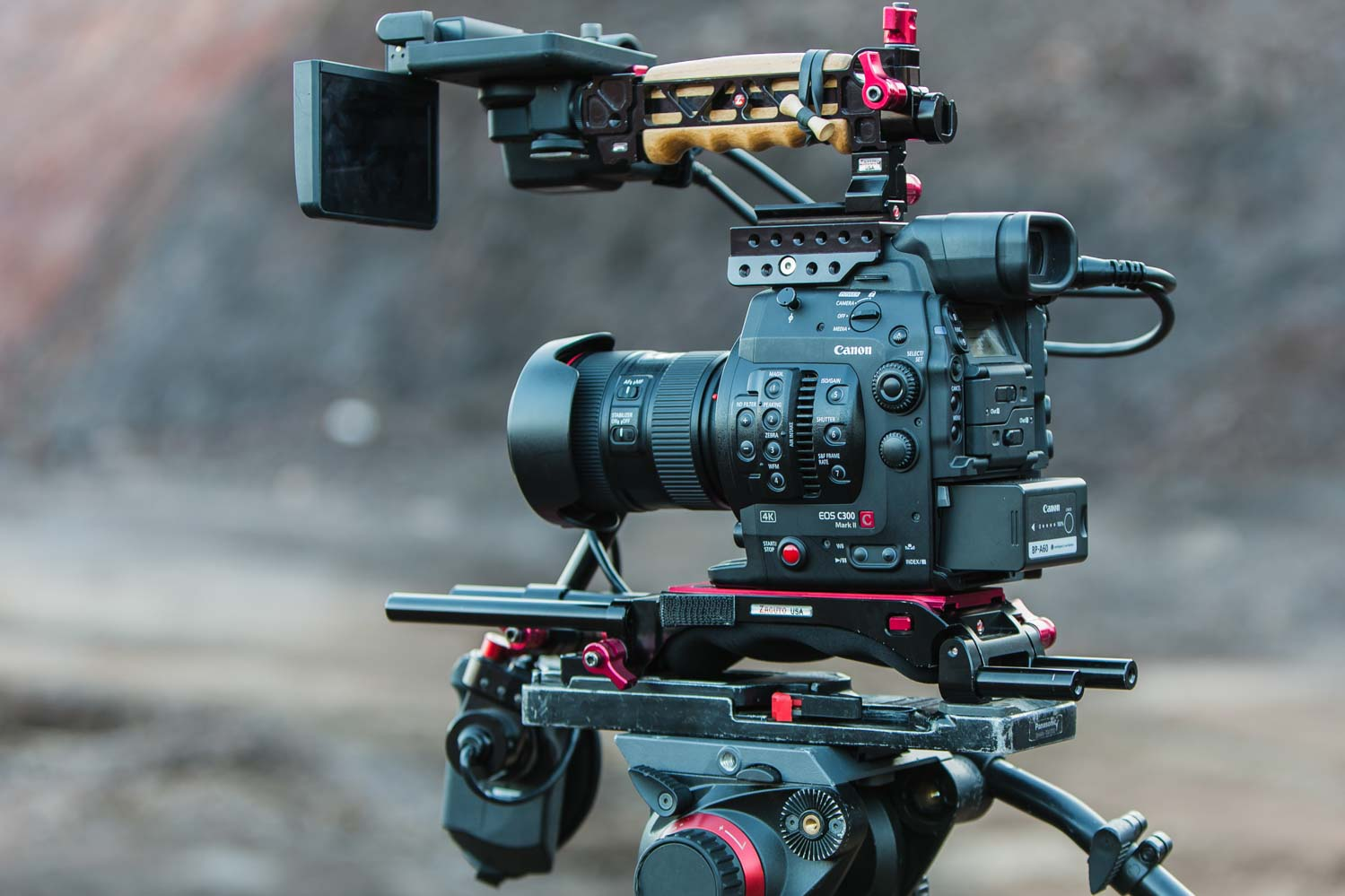 Canon C200 Vs C300