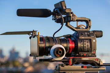 Our Gear - Cloakroom Media - Video Production Melbourne