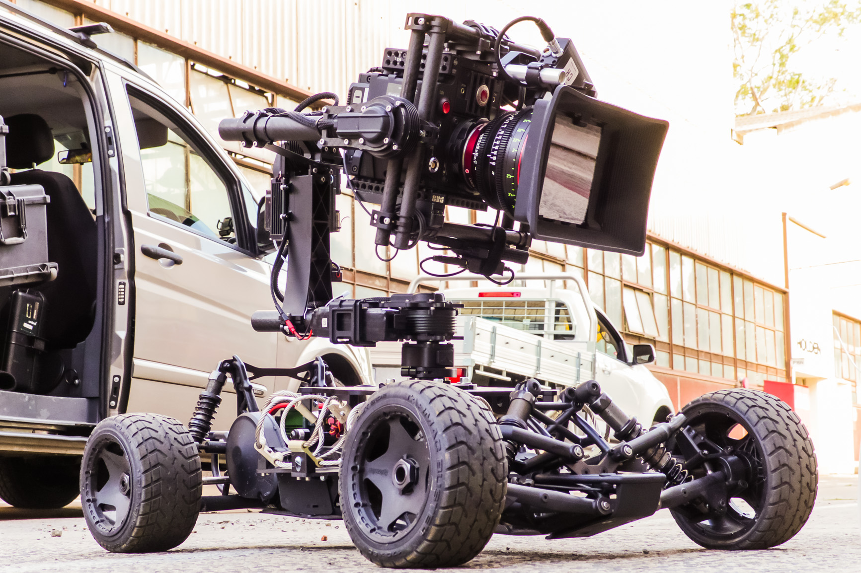 Freefly TERO Remote Camera Car